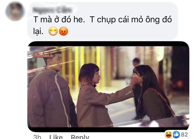 Netizen Việt náo loạn vì cảnh hôn của Hani ở XX: Hò nhau bắt chước điên nữ Tầng Lớp Itaewon bịt miệng nam chính ư? - Ảnh 6.