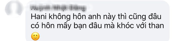 Netizen Việt náo loạn vì cảnh hôn của Hani ở XX: Hò nhau bắt chước điên nữ Tầng Lớp Itaewon bịt miệng nam chính ư? - Ảnh 21.