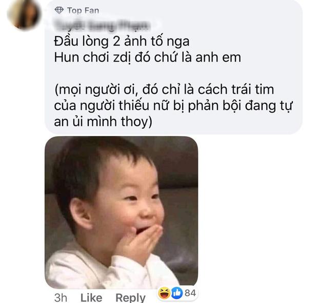 Netizen Việt náo loạn vì cảnh hôn của Hani ở XX: Hò nhau bắt chước điên nữ Tầng Lớp Itaewon bịt miệng nam chính ư? - Ảnh 19.