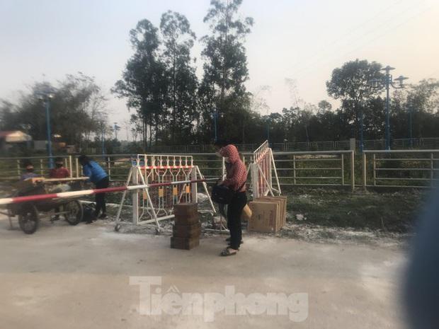 Cuộc sống thường nhật của người dân vùng dịch Sơn Lôi những ngày cách ly - Ảnh 3.
