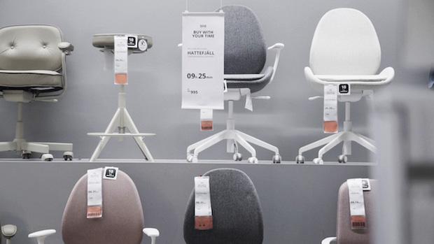 IKEA cho phép khách hàng thanh toán bằng thời gian - Ảnh 4.