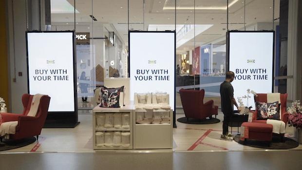 IKEA cho phép khách hàng thanh toán bằng thời gian - Ảnh 5.