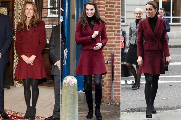 Meghan Markle lại thua đau trước chị dâu Kate trong cuộc chiến mặc đẹp: Đẳng cấp Nữ hoàng tương lai thực sự khác biệt - Ảnh 5.
