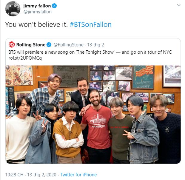 Nhóm nhạc toàn cầu BTS ghé thăm nhà hàng nổi tiếng nhất nhì New York mà không một ai nhận ra, lý do là gì? - Ảnh 3.