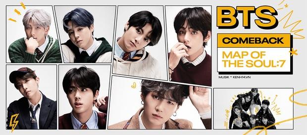 Map of The Soul: 7 của BTS: Màu sắc cá nhân được thể hiện rõ rệt nhưng liệu có thoát được định nghĩa xưởng thần tượng Kpop? - Ảnh 14.