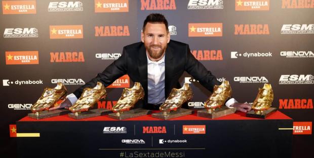 3 điều Messi cần làm để tiếp tục cho Ronaldo hít khói ở giải thưởng Quả Bóng Vàng năm nay - Ảnh 1.