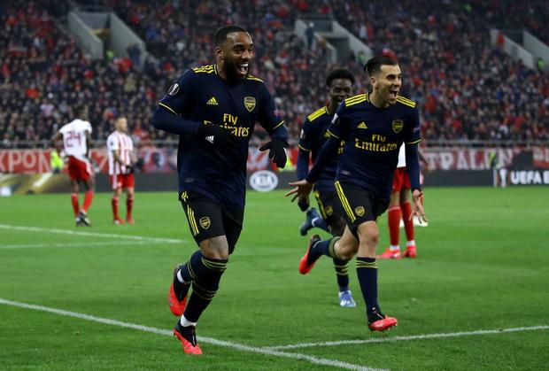 Không phải MU hay Arsenal, đội bóng Ngoại hạng Anh gây ấn tượng nhất loạt trận cúp châu Âu đêm qua lại là một cái tên ít được chú ý - Ảnh 11.