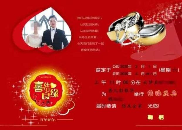 Hoãn đám cưới để lên tuyến đầu chống dịch virus corona, bác sĩ ở Vũ Hán qua đời khi mới 29 tuổi - Ảnh 2.