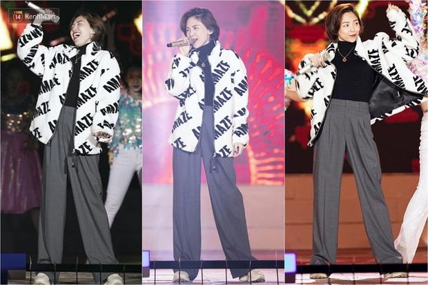 Các chị em phải học hỏi Tóc Tiên, mua 1 chiếc áo mà mặc được từ trên phố lên sân khấu, đến lúc cưới cũng lôi ra trưng dụng được luôn - Ảnh 3.