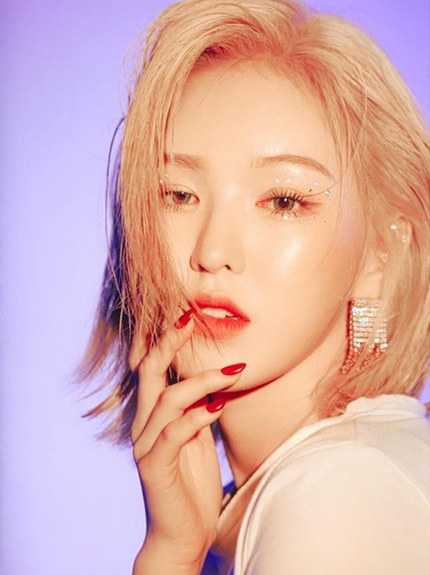 Wendy (Red Velvet) đăng tải loạt ảnh đầu tiên sau vụ tai nạn chấn động, nhan sắc gây mê thế này ai mà chịu nổi - Ảnh 9.