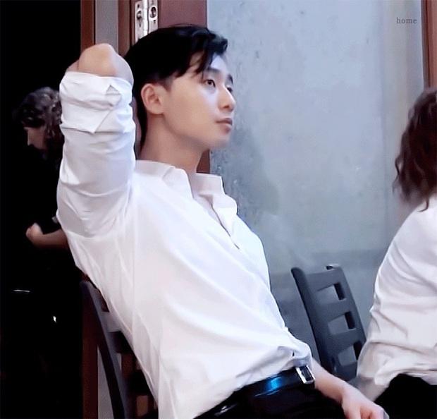 Hóa ra Park Seo Joon từng đi thực tập làm... bồi bàn tận Tây Ban Nha trước khi thành trùm quán nhậu của Tầng Lớp Itaewon - Ảnh 4.