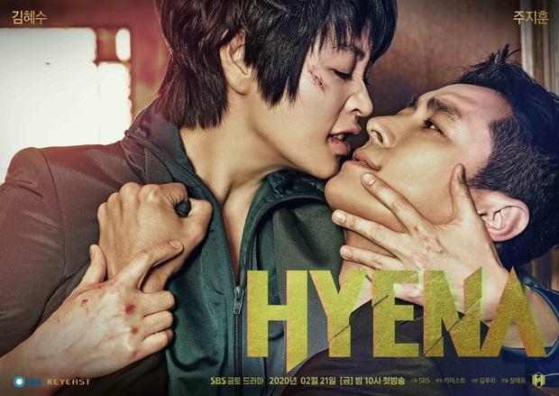Hyena của chị đại Kim Hye Soo mở màn với rating khủng nhờ màn đấu võ mồm cực căng trên toà - Ảnh 1.