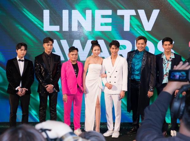 Mạc Trung Kiên xuất hiện bảnh bao, đầy tự tin trong các sự kiện giải trí Thái Lan - Ảnh 7.