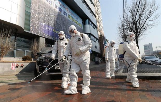 Nóng: 544 tín đồ từng đến nhà thờ ở thành phố Daegu (Hàn Quốc) có triệu chứng nhiễm Covid-19, đang được theo dõi sát sao - Ảnh 1.