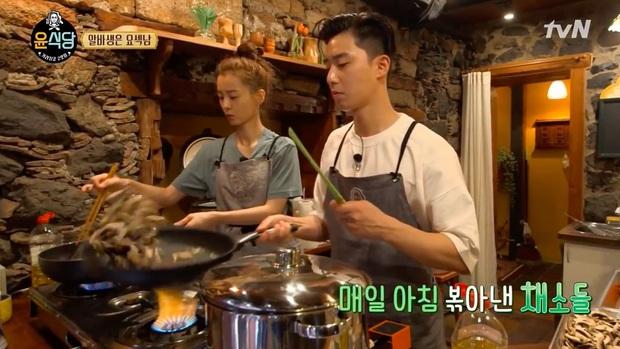 Hóa ra Park Seo Joon từng đi thực tập làm... bồi bàn tận Tây Ban Nha trước khi thành trùm quán nhậu của Tầng Lớp Itaewon - Ảnh 7.