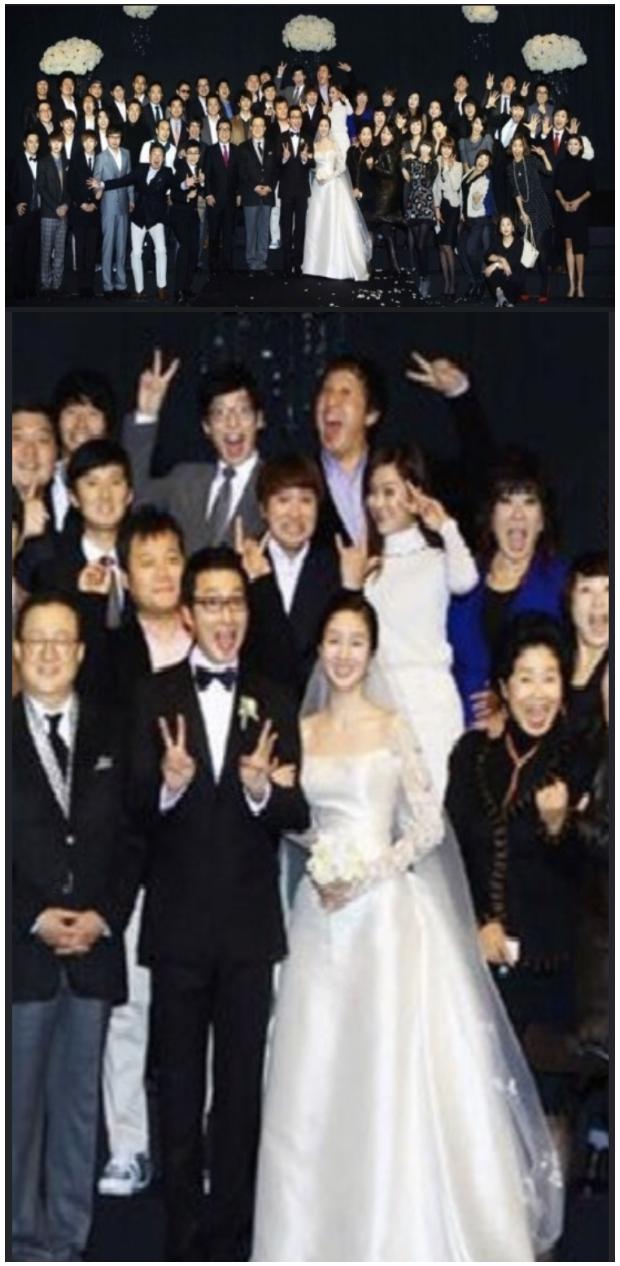 Style lên đồ đi ăn cưới của sao Hàn: Người bị chê vô duyên lố bịch, người lại được khen tới tấp đáng học hỏi - Ảnh 4.