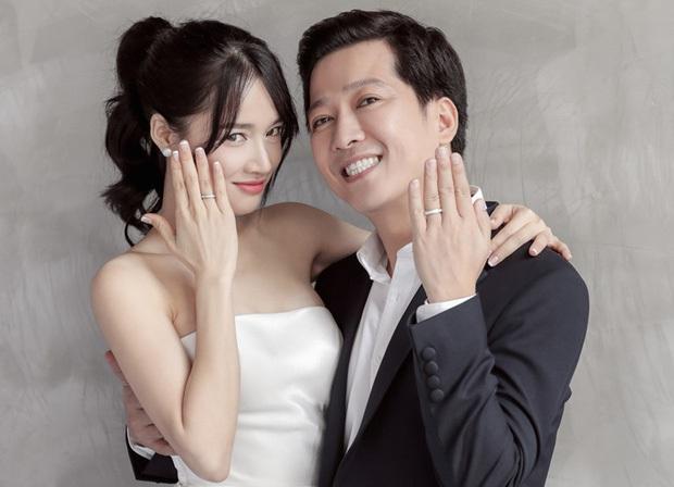 Những đám cưới bí mật rung chuyển Vbiz: Nhã Phương, Hari Won yêu cầu cực nghiêm, Tóc Tiên, Bảo Thy kín như bưng tới giờ G! - Ảnh 13.