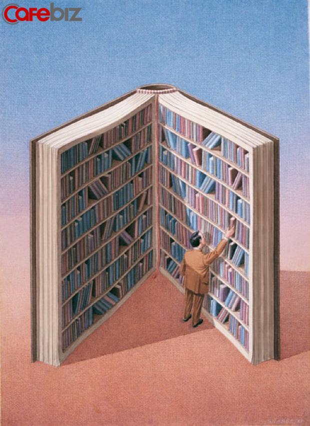 Cuộc đời này, không có con đường nào đi mà vô nghĩa, càng không có sách nào đọc chỉ để cho vui - Ảnh 2.