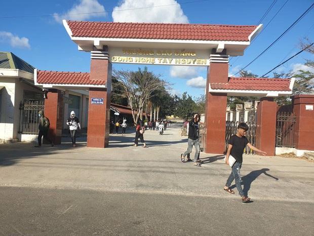 Vụ nhiều trường Đắk Lắk vẫn học: Đề nghị cho nghỉ học - Ảnh 1.