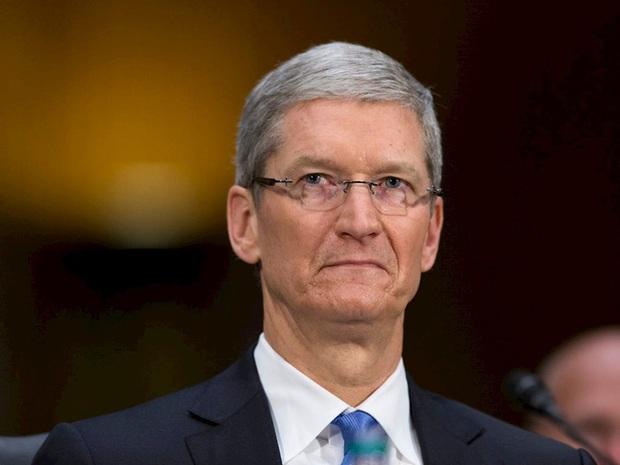 Sếp tổng Apple bị rình mò, quấy rối và đăng ảnh nhạy cảm lên Twitter - Ảnh 1.