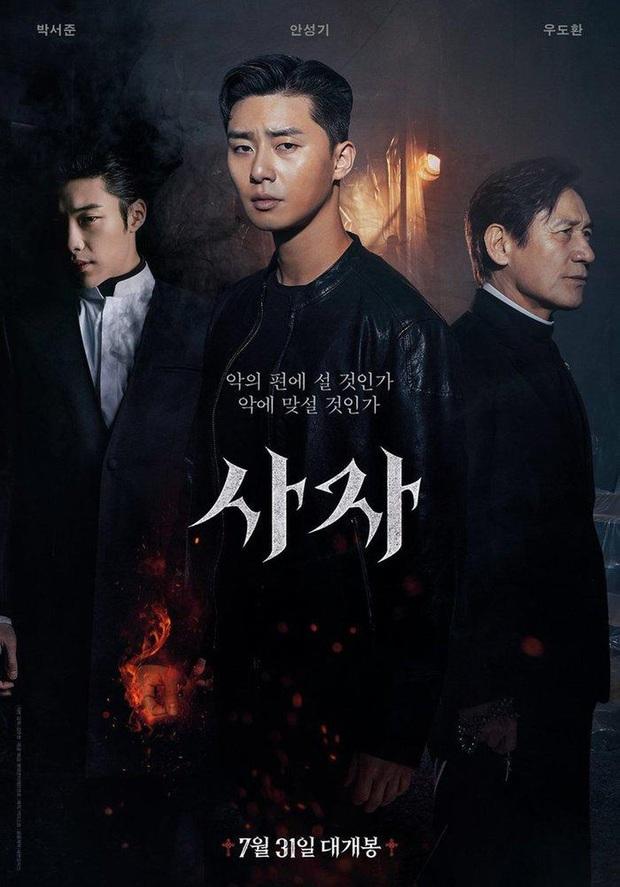 Duyên nợ giữa Park Seo Joon và xã hội đen cục tính của Tầng Lớp Itaewon: Kiếp trước cùng là cảnh sát, kiếp này làm bạn tù? - Ảnh 7.