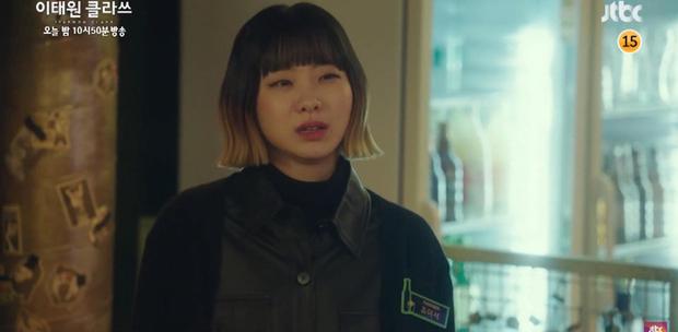 Biến căng preview tập 8 Tầng Lớp Itaewon: Mải nói năng vô lối, điên nữ bị ông chủ Park Seo Joon đuổi việc? - Ảnh 6.
