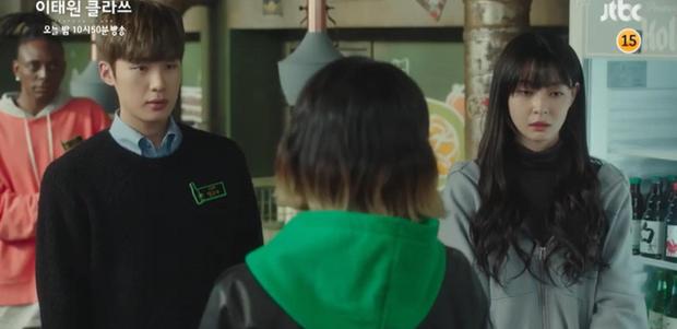 Biến căng preview tập 8 Tầng Lớp Itaewon: Mải nói năng vô lối, điên nữ bị ông chủ Park Seo Joon đuổi việc? - Ảnh 9.