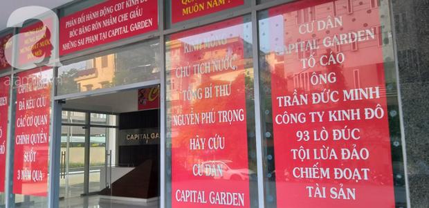 Hà Nội: Cư dân chung cư cao cấp phẫn nộ phát hiện bảo vệ tè bậy ngay tại tầng hầm - Ảnh 3.