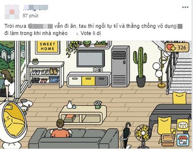 """Cạn lời với những tình huống éo le mà bạn chỉ có thể thấy trong Adorable Home - tựa game dành cho những """"con sen"""" chân chính - Ảnh 8."""