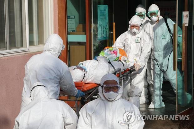 Hàn Quốc có ca tử vong thứ 2 vì nhiễm virus corona, từng được điều trị tại bệnh viện ở ổ dịch Cheongdo - Ảnh 2.