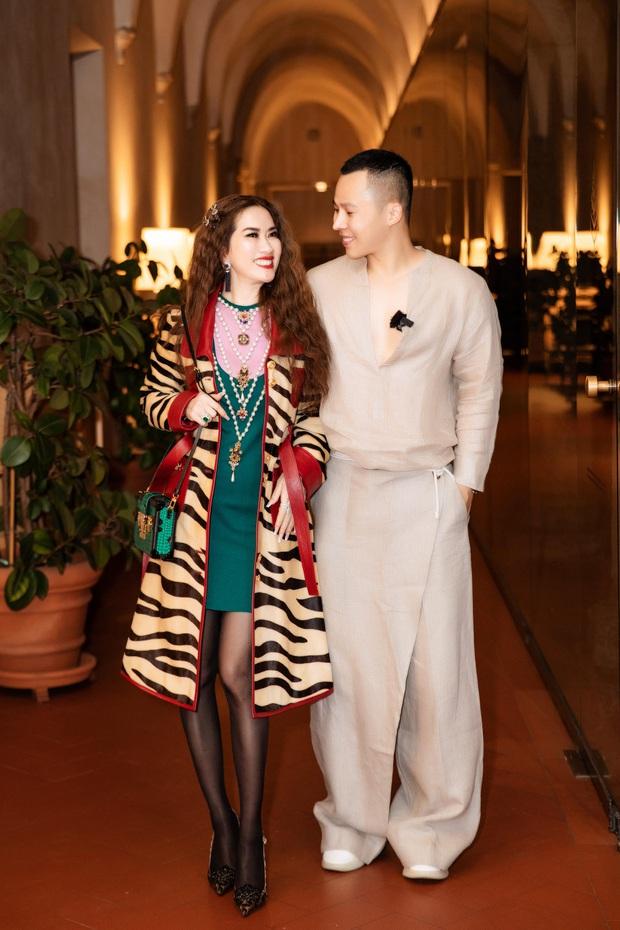 Dự Milan Fashion Week mà không có Ngọc Trinh, Vũ Khắc Tiệp quẩy đồ tự tin lắm nhưng đẹp hay không thì chưa chắc à nha - Ảnh 2.