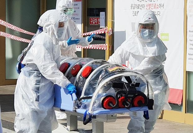 Hành trình gieo rắc virus corona cho hàng chục người của bệnh nhân số 31 tại Hàn Quốc - Ảnh 1.