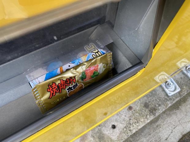 Chiếc máy bán hàng kỳ lạ nhất hành tinh vừa ra mắt tại Nhật Bản: Cứ cho tiền vào, máy muốn bán món nào là… tuỳ nó? - Ảnh 10.