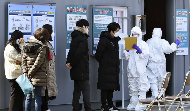 Hành trình gieo rắc virus corona cho hàng chục người của bệnh nhân số 31 tại Hàn Quốc - Ảnh 2.