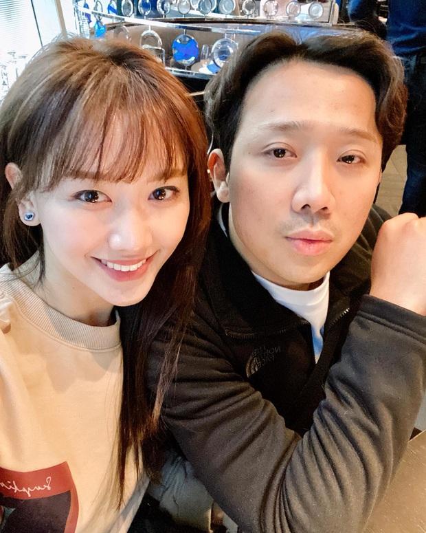 Hari Won khiến Trấn Thành hết hồn, hội bạn phải giật mình khi chi hơn 1 tỷ mua hàng hiệu khủng tặng sinh nhật chồng - Ảnh 5.