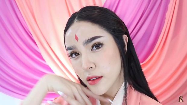 Cười bò với loạt ảnh sao Thái cosplay Chẩm Thượng Thư: Giống Địch Lệ Nhiệt Ba lắm cơ khác mỗi cái mặt! - Ảnh 3.
