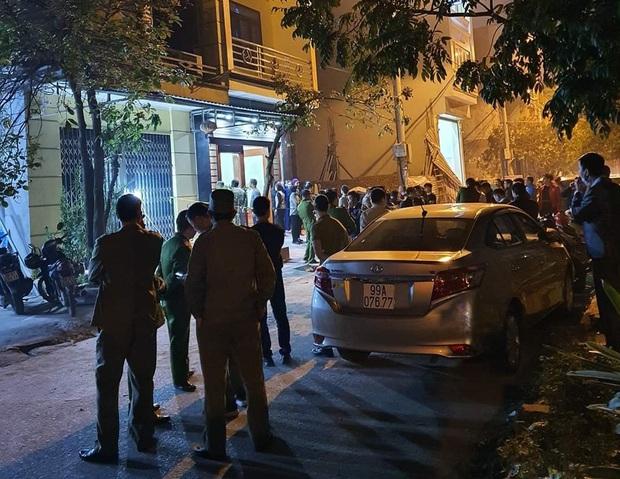 Vụ chồng phát hiện thi thể vợ tại nhà, công an bắt giữ nghi phạm là cháu ruột đang viếng nạn nhân trong tang lễ - Ảnh 2.