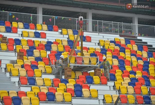 Cận cảnh đường đua F1 tại Hà Nội đang được gấp rút hoàn thành - Ảnh 7.