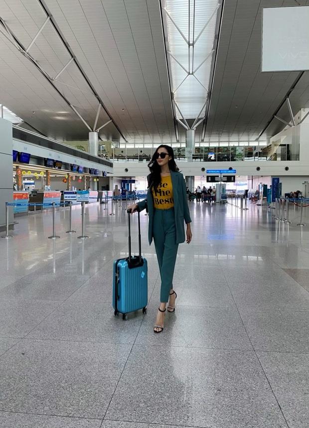 Hoài Sa chính thức lên đường đến Thái Lan tham dự Miss International Queen, liệu có lập lại kỳ tích của Hương Giang? - Ảnh 3.