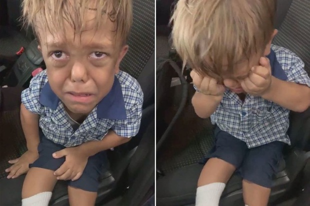 Chứng kiến cậu bé mắc chứng người lùn bị bắt nạt đến mức đòi tự sát, Chủ tịch giải võ số 1 châu Á đưa ra lời đề nghị bất ngờ khiến ai cũng phải ngợi khen - Ảnh 2.