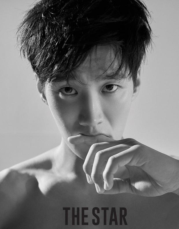 Ác nam Tầng lớp Itaewon: Người mẫu body hot 1000 độ, thân với Song Joong Ki và chuyện thầm crush Song Hye Kyo - Ảnh 3.