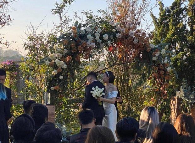 Bố Tóc Tiên hé lộ khoảnh khắc bên con gái trong hôn lễ, hiếm hoi công khai gửi lời nhắn đầy xúc động - Ảnh 6.