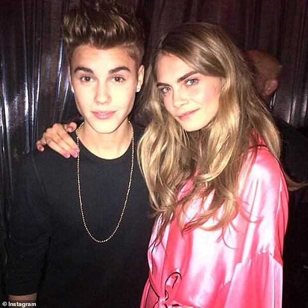 Khẩu chiến dữ dội Justin Bieber và thiên thần Victorias Secret Cara: Ngọn nguồn là vì Taylor Swift và Selena Gomez? - Ảnh 1.