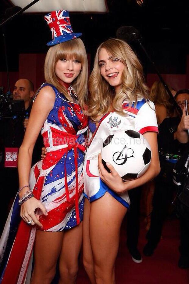 Khẩu chiến dữ dội Justin Bieber và thiên thần Victorias Secret Cara: Ngọn nguồn là vì Taylor Swift và Selena Gomez? - Ảnh 10.