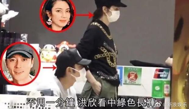 Như chưa hề có drama ngoại tình rúng động: Vợ sao nam Hoa Thiên Cốt tút tát ngoại hình, siêu tình cảm bên ông xã cắm sừng - Ảnh 5.