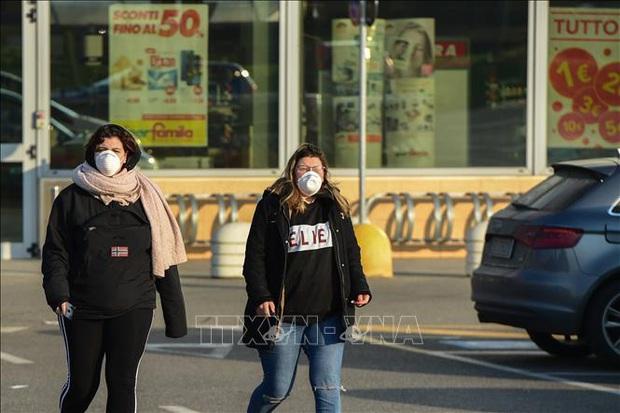 Số người nhiễm nCoV mới tại Italy tăng mạnh, 2 người bị tử vong - Ảnh 1.