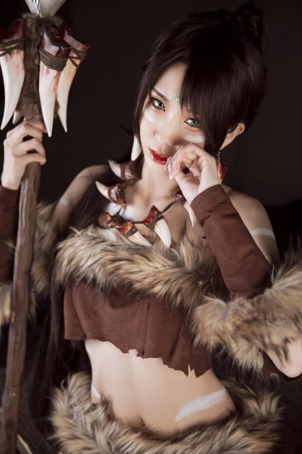 Tan chảy trước nhan sắc tuyệt trần của nữ cosplayer xứ Kim Chi, tái hiện lại những nhân vật ảo một cách quyến rũ và sống động - Ảnh 3.