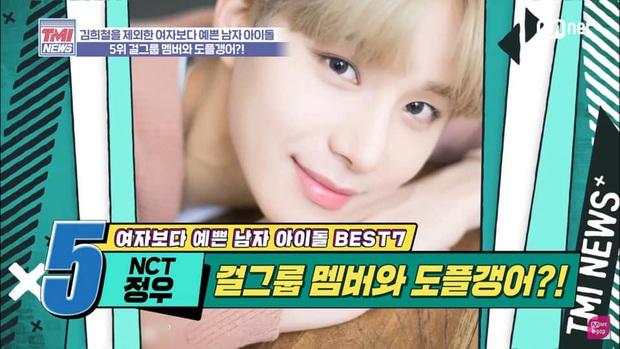 7 Idol nam được bình chọn đẹp hơn phái nữ: Người lạ của Sehun (EXO) dẫn đầu, V (BTS) xếp sau Cha Eunwoo - Ảnh 4.