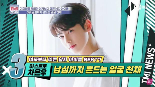 7 Idol nam được bình chọn đẹp hơn phái nữ: Người lạ của Sehun (EXO) dẫn đầu, V (BTS) xếp sau Cha Eunwoo - Ảnh 9.
