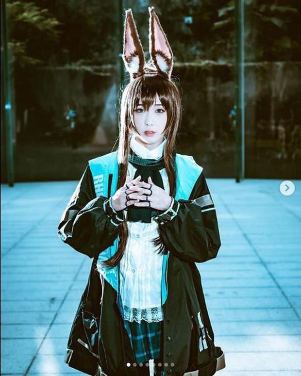 Tan chảy trước nhan sắc tuyệt trần của nữ cosplayer xứ Kim Chi, tái hiện lại những nhân vật ảo một cách quyến rũ và sống động - Ảnh 7.